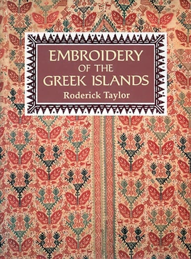 Embroidery of the Greek Islands