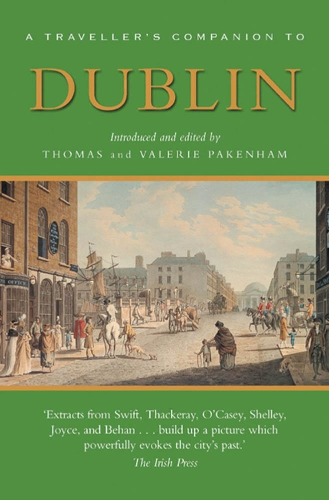 A Traveller's Companion to Dublin