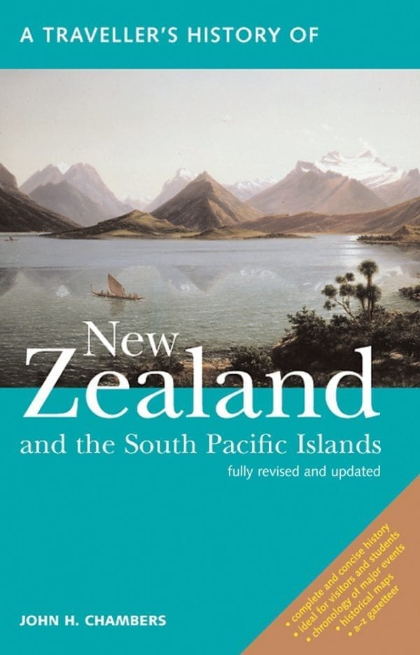 A Traveller's History of New Zealand