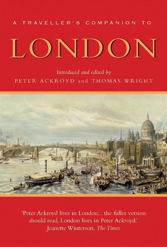 A Traveller's Companion to London