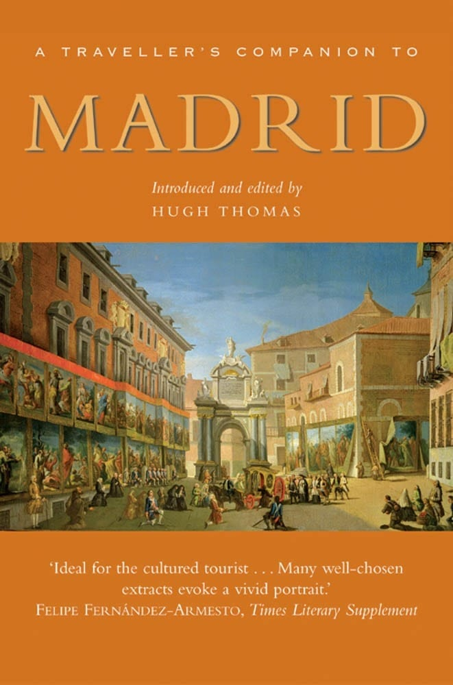A Traveller's Companion to Madrid