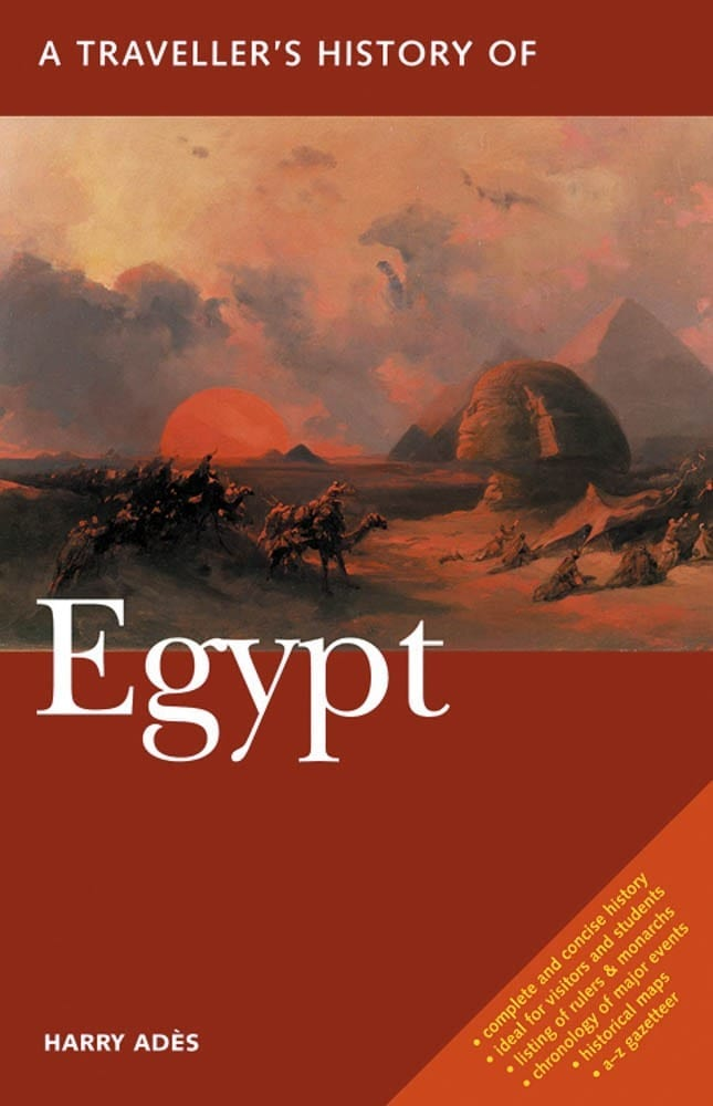 A Traveller's History of Egypt
