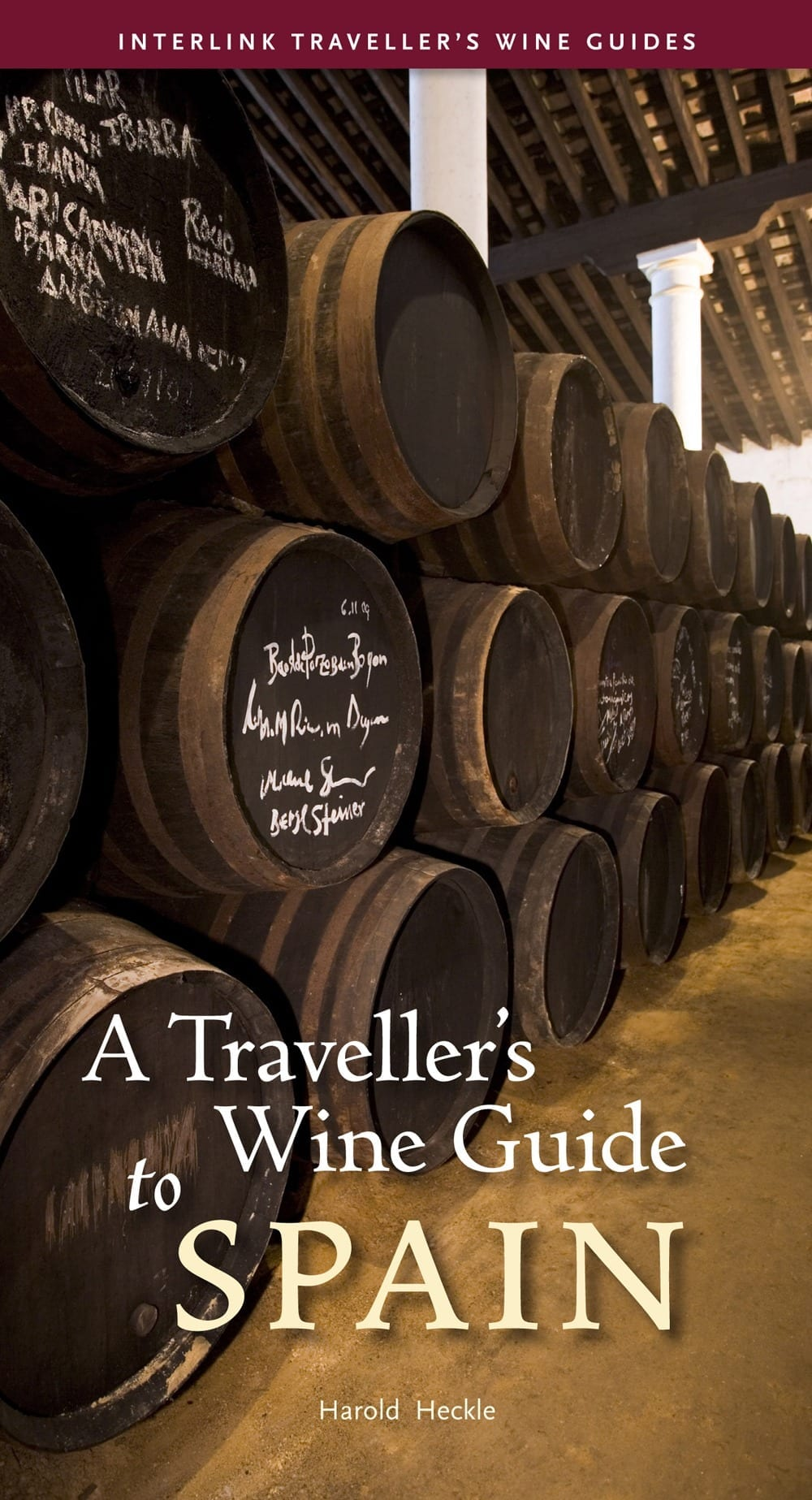 A Traveller's Wine Guide to Spain