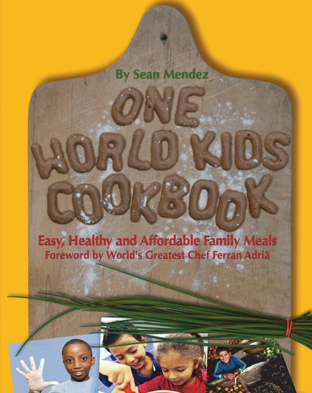 One World Kids Cookbook