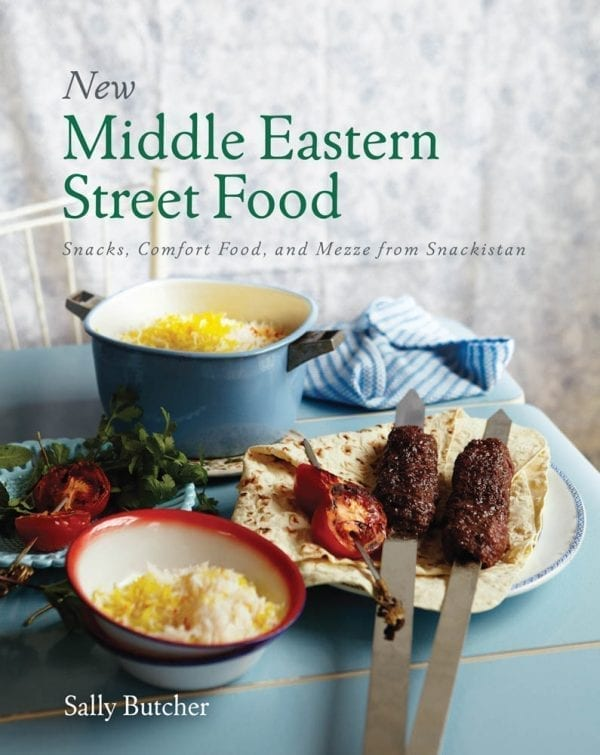 New Middle Eastern Street Food