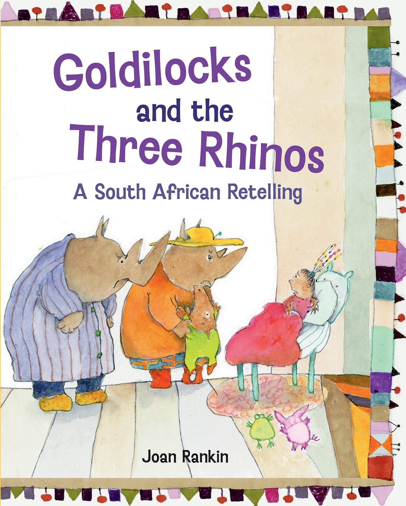 Goldilocks and the Three Rhinos