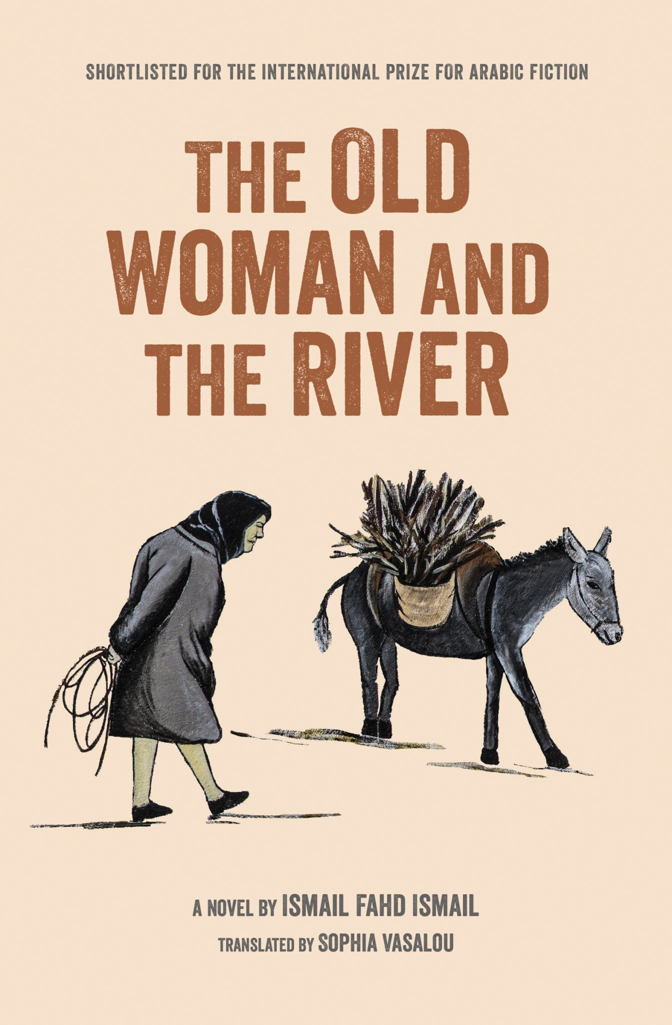 The Old Woman and the River
