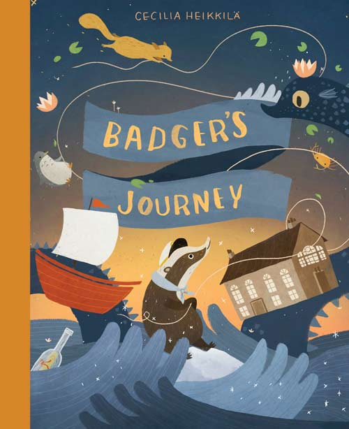 Badger's Journey
