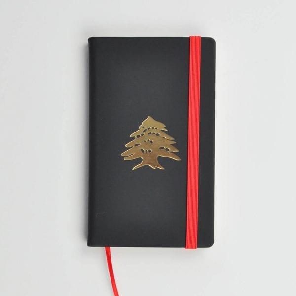 Cedar of Lebanon Pocket Journal