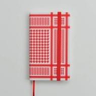 Red Kaffiyeh Pocket Journal