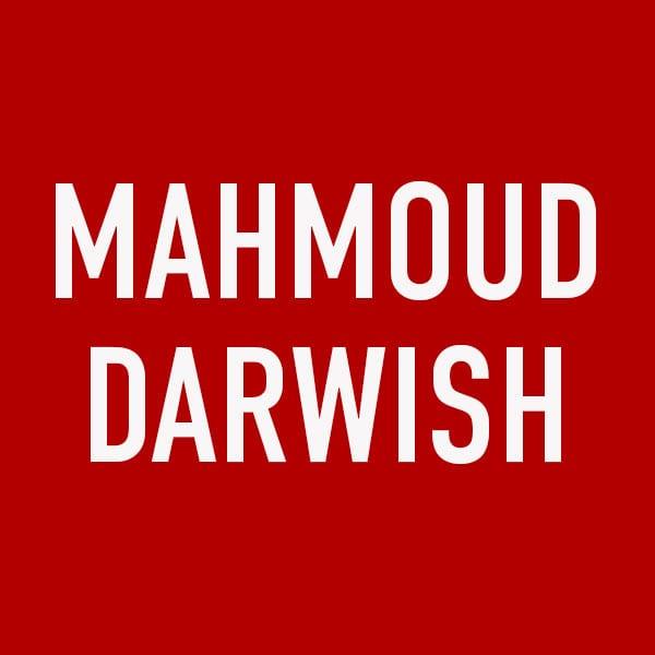 The Mahmoud Darwish Collection