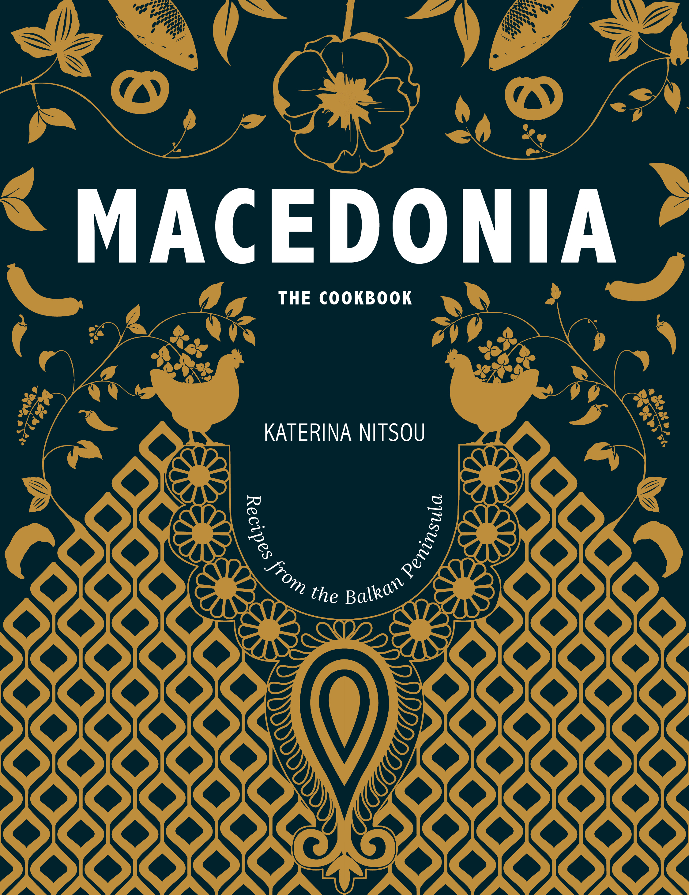 Macedonia: The Cookbook